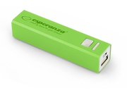 Power Bank Esperanza ERG EMP102G 2400mAh USB 2.0 microUSB