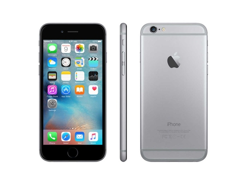 Smartfon Apple iPhone 6 MQ3D2CN/A 3G GPS NFC WiFi LTE Bluetooth 32GB iOS 9 szary