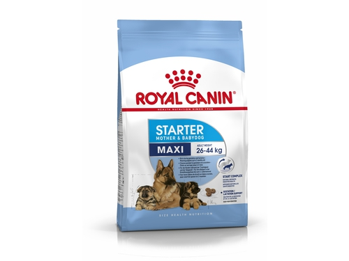 Karma Royal Canin Maxi Starter Mother & Babydog - 15kg