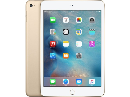 "Tablet Apple iPad mini 4 MK782FD/A 7,9"" 128GB Bluetooth WiFi LTE GPS złoty"