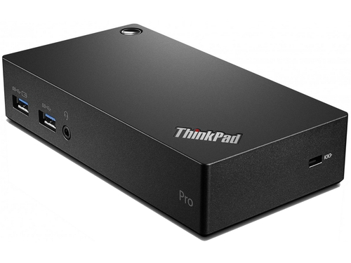 ThinkPad USB 3.0 Pro Dock 40A70045EU