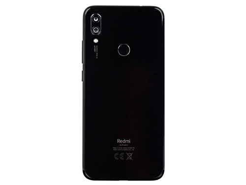 Smartfon XIAOMI Redmi Note 7 32GB Black Bluetooth WiFi GPS LTE DualSIM 32GB Android 9.0 kolor czarny