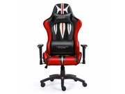 Warrior Chairs fotel gam. Sword black/red - 5903293761090