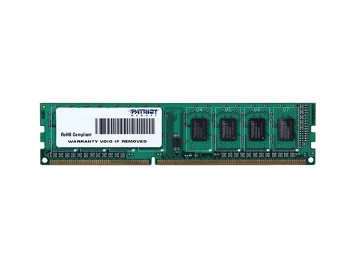 PATRIOT DDR4 4GB SIGNATURE 2400MHz CL16 + Gra PC DILUVION - PSD44G240082
