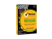 NORTON SECURITY STANDARD GAMERS EDITION BOX 1D/12M - 21386330