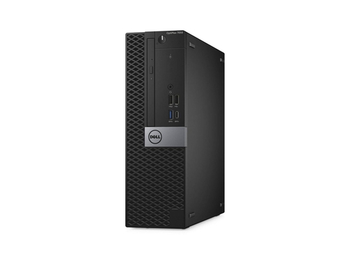 Komputer stacjonarny Dell Optiplex 7050 N041O7050SFF02 Core i5-7500 Intel HD 630 8GB DDR4 DIMM SSD 256GB Win10Pro