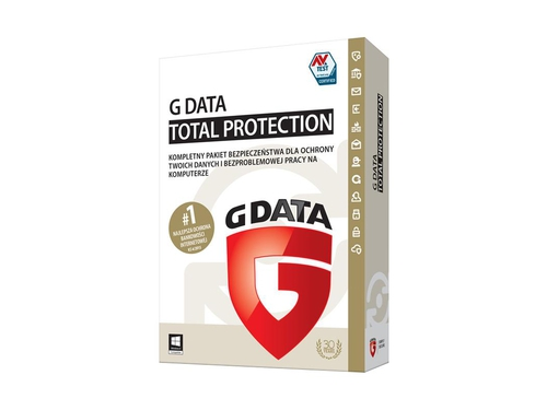 G Data Total Protection ESD 3PC - 82480