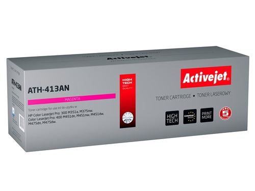 ActiveJet toner do HP 305A CE413A  ATH-413AN