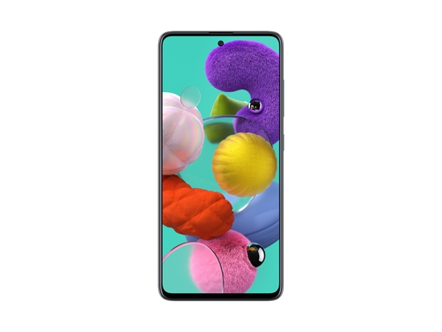 "Smartfon Samsung Galaxy A51 4/128GB 6,5"" Super AMOLED 2400x1080 4000mAh Dual-SIM 4G Black"