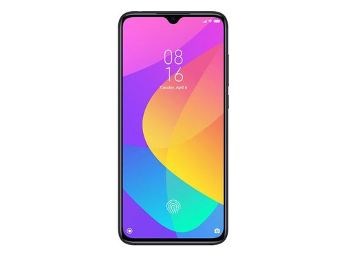 Smartfon XIAOMI Mi 9 Lite 64GB Onyx Gray Bluetooth WiFi NFC GPS Galileo DualSIM 64GB Android 9.0 Pie Onyx Grey