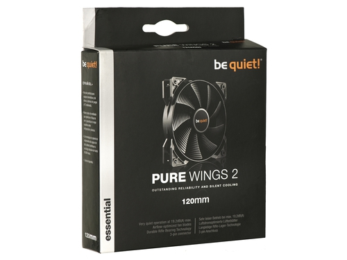 Wentylator BE QUIET! Pure Wings 2 BL046