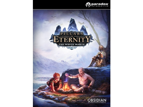 Gra PC Pillars of Eternity: wht March: Part I wersja cyfrowa