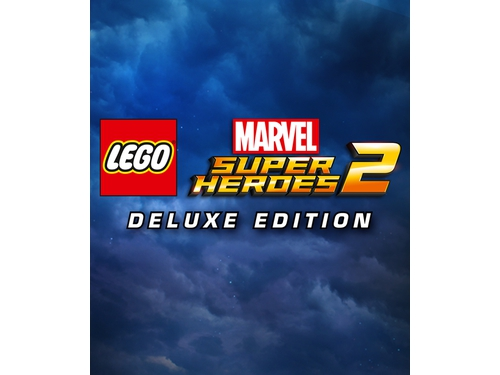 Gra wersja cyfrowa LEGO Marvel Super Heroes 2 - Deluxe Edition