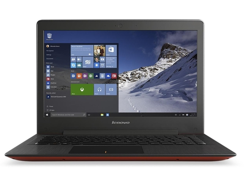 "Laptop Lenovo IdeaPad 510S-13 80Q200ASPB Core i3-6100U 13,3"" 4GB SSHD 500GB Win10"