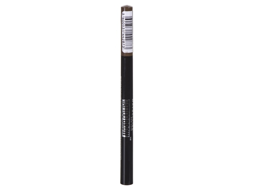 Marker Maybelline Tattoobrow 1D 130 Deep Brown