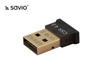 Adapter Adapter Bluetooth 4.0 Savio BT-040