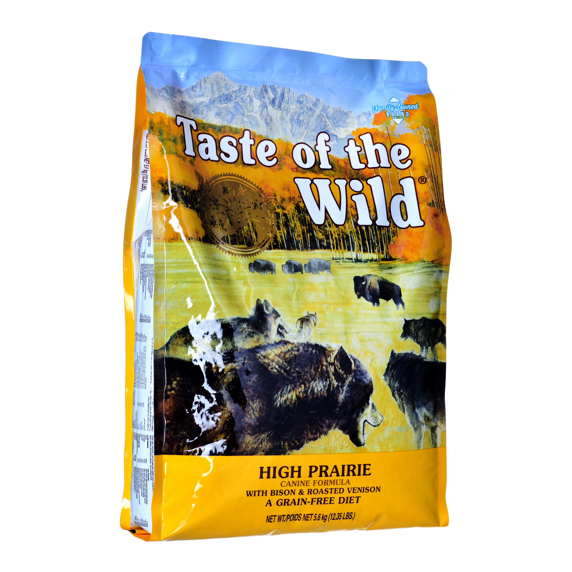 #Taste of the wild High Prairie 5,6 kg