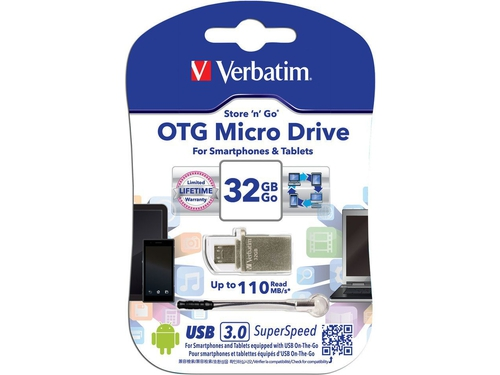 Pendrive Verbatim 32GB USB 3.0 49826