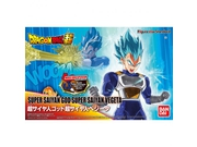 Figurka BANDAI Rise DBZ Super Sayian God Vegeta 4549660197669