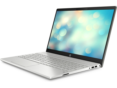 "HP Pavilion 15-cs3153cl i5-1035G1 15,6""FHD TouchScreen 250nit IPS 12GB DDR4 SSD512 BT BLK Win10  (REPACK) 2Y Silver - 1G131UA Nowy / REPACK"