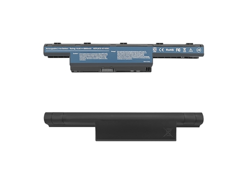 QOLTEC BATERIA DO ACER ASPIRE 4741, 6600MAH, 11.1V - 52538