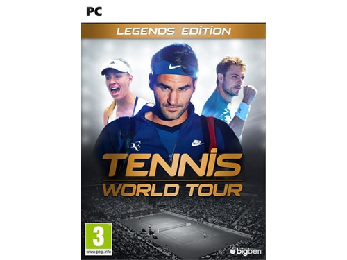 Tennis World Tour Legends Edition - K01188