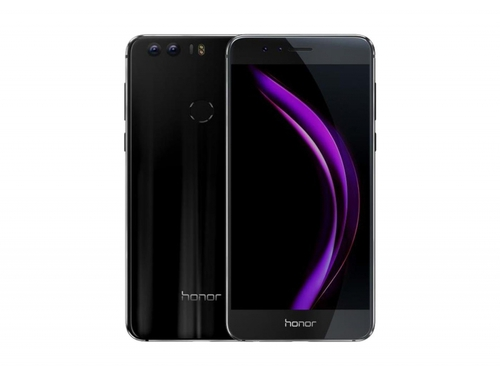 Smartfon Huawei Honor 8 LTE Bluetooth GPS NFC WiFi DualSIM 32GB Android 6.0 kolor czarny Midnight Black