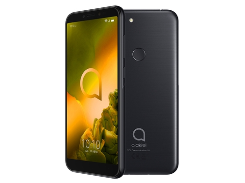 Alcatel  1S (2019) DS Metallic Black - 5024D-2AALE12-1
