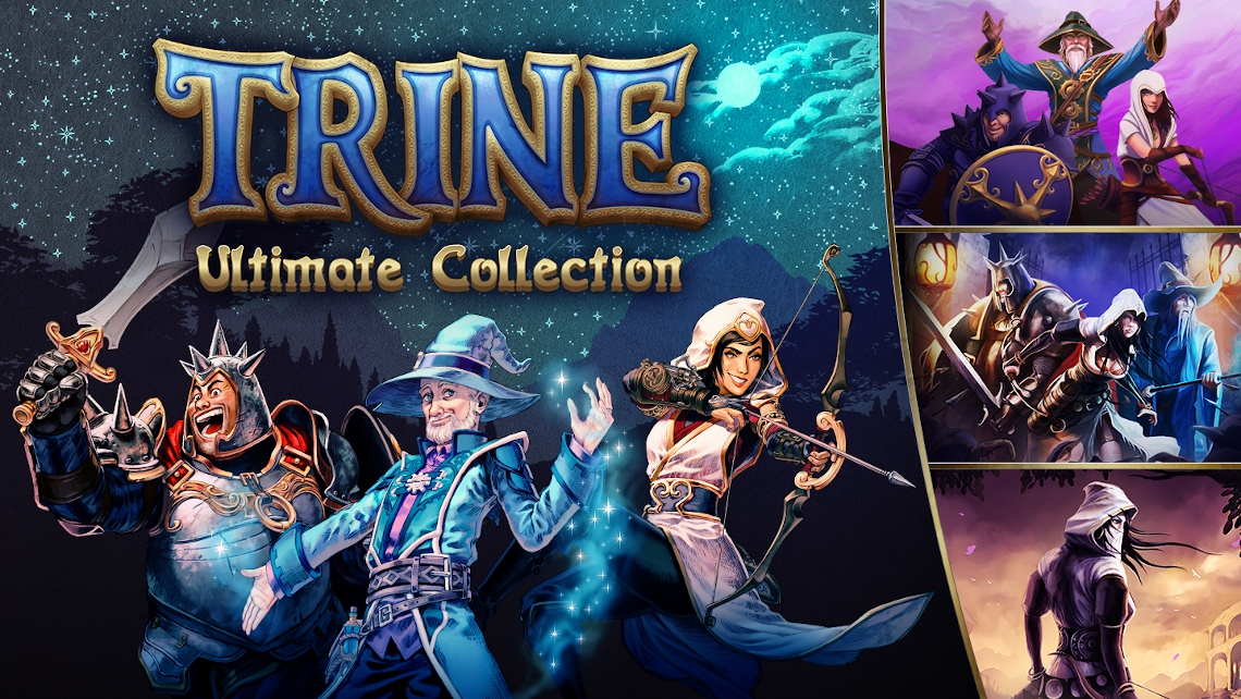 #Trine Ultimate Collection