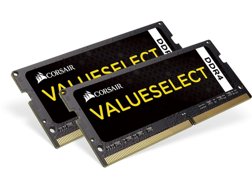Corsair ValueSelect 2x4GB 2133MHz DDR4 SODIMM C15 1.2 V - CMSO8GX4M2A2133C15