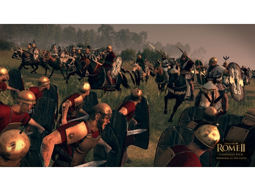 Gra PC Total War: ROME II: Hannibal at the Gates - DLC wersja cyfrowa