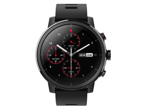 Xiaomi Huami AMAZFIT Pace2 Stratos Smart Watch Blak