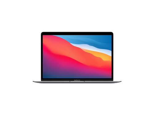 Apple 13-inch MacBook Air: M1 chip with 8-core CPU and 7-core GPU, 256GB - Space Gray - MGN63ZE/A