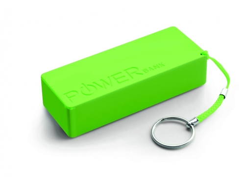 Powerbank Extreme QUARK XL ( 5000mAh micro USB) Zielony - XMP102G
