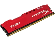 KINGSTON HyperX DDR4 8GB 2400MHz CL15 HX424C15F2/8 Czerwony - HX424C15FR2/8
