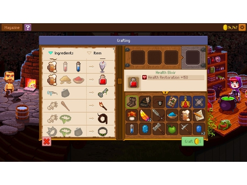 Gra PC Mac OSX Linux Knights of Pen & Paper 2 – Base Game wersja cyfrowa