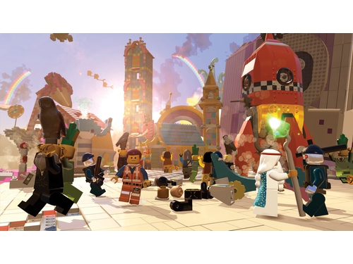 Gra wersja cyfrowa The LEGO Movie - Videogame E34588