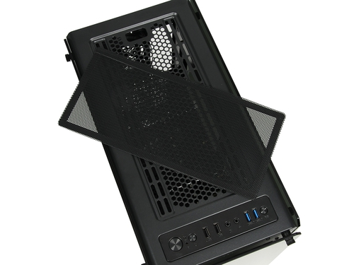 Obudowa z oknem IBOX MIDI TOWER CHIRON TC 95 GAMING OCTC95 MT ATX Mini ATX