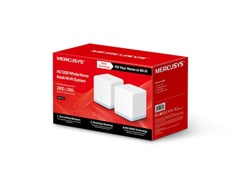System mesh Mercusys Halo S12(2-Pack)