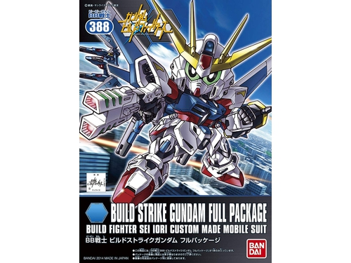 BB388 BUILD STRIKE GUNDAM FULL PACKAGE - GUN57993