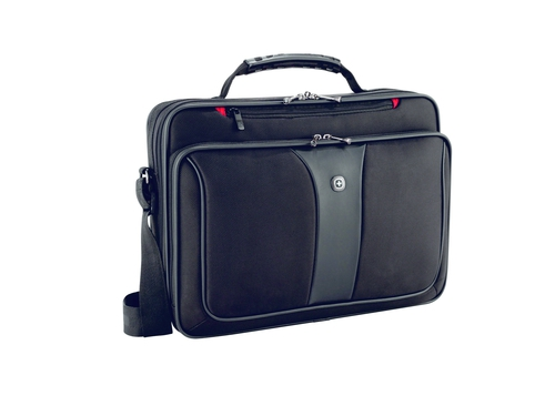 "Torba do laptopa 16"" WENGER legacy 600647 kolor czarny"