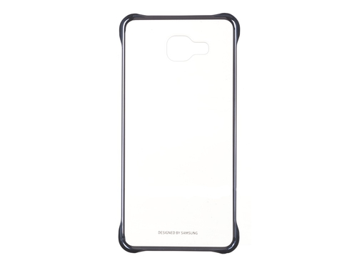 Etui SAMSUNG Clear Cover do Galaxy A3 (2016) Czarny - EF-QA310CBEGWW