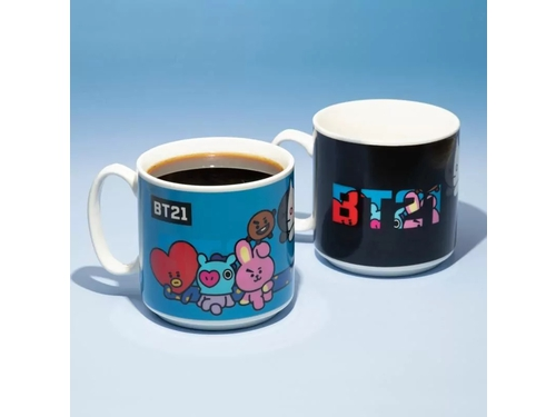 PP BT21 HEAT CHANGE MUG - PP6228BT