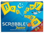 GRA SCRABBLE JUNIOR Y9735 - 746775262006