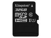 KINGSTON MICRO CANVAS SELECT UHS-I SDCS/32GBSP