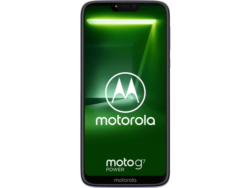 Moto G7 POWER PAE90003PL 4/64 GB, DS, Violett - PAE90025IS