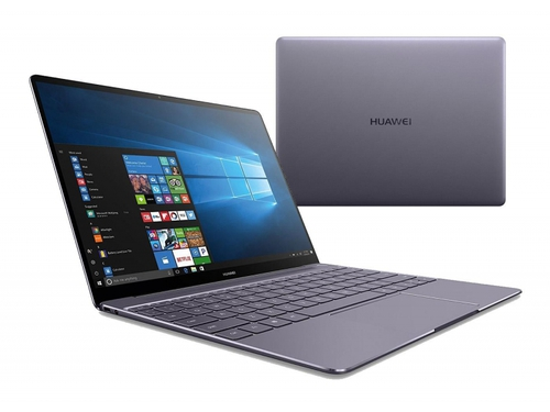 "Laptop Huawei MateBook X WT-W09 Core i5-7200U 13"" 8GB SSD 256GB Win10"