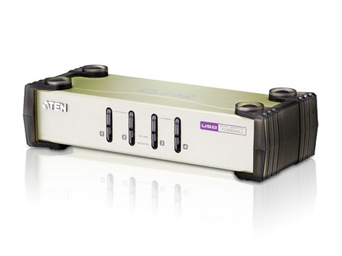 ATEN KVM 4/1 CS-84U USB/PS2 Master Desktop CS-84U