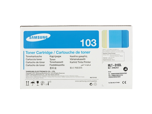 TONER CZARNY DO ML2950/2955 SCX4705/4727/4728 ASAP - MLT-D103L/ELS