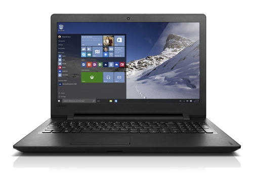 "Laptop Lenovo IdeaPad 80T700CYPB* Celeron N3060 15,6"" 4GB HDD 500GB Win10"